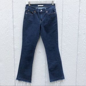 2df135c4e2a Levi's Jeans | Levi Strauss 415 Relaxed Bootcut With Drop Hem | Poshmark